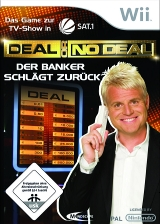 Deal Or No Deal: Der Banker Schlägt Zurück Wii cover (RLADMR)