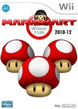 Wiimms MKW Fun 2010-12.pal CUSTOM cover (RMCP06)