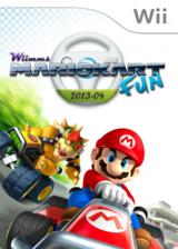Wiimms MKW Fun 2013-04.pal CUSTOM cover (RMCP20)