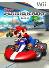 Wiimms MKW Fun 2014-01.pal CUSTOM cover (RMCP23)