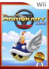 Wiimms MKW Retro 2015-05.pal CUSTOM cover (RMCP28)