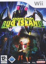 Escape From Bug Island Wii cover (RN9P4F)