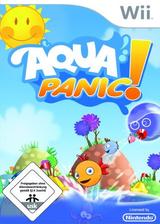 Aqua Panic! Wii cover (RO9PNK)