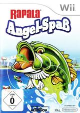 Rapala: Angel-Spaß Wii cover (ROJP52)
