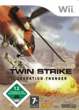 Twin Strike: Operation Thunderstorm Wii cover (ROTP7J)