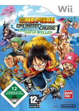 One Piece Unlimited Cruise 1: Der Schatz unter den Wellen Wii cover (ROUPAF)