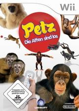 Petz: Die Affen sind los Wii cover (RP6P41)