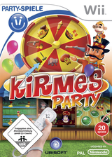 Kirmes Party Wii cover (RQKP41)