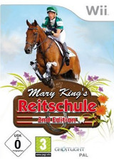 Mary King's Reitschule: 2nd Edition Wii cover (RRHPUJ)