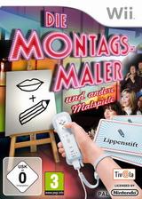 Die Montagsmaler Wii cover (RRIPTV)