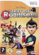 Triff die Robinsons Wii cover (RRSX4Q)