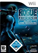 Rogue Trooper: Quartz Zone Massacre Wii cover (RRYPHY)