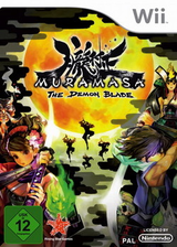 Muramasa: The Demon Blade Wii cover (RSFP99)