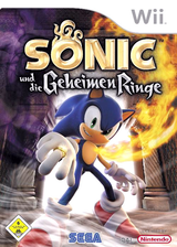 Sonic und die Geheimen Ringe Wii cover (RSRP8P)