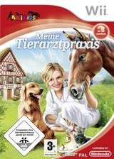 Meine Tierarztpraxis Wii cover (RTEPFR)
