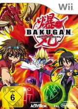 Bakugan Battle Brawlers Wii cover (RUHP52)