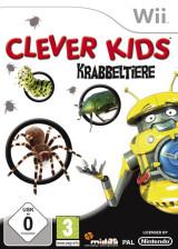 Clever Kids: Krabbeltiere Wii cover (RV3P6N)