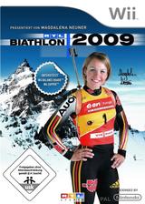 RTL Biathlon 2009 Wii cover (RVXFRT)