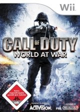 Call of Duty: World at War Wii cover (RVYD52)