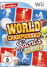 World Championship Sports: Summer Wii cover (RY5P52)