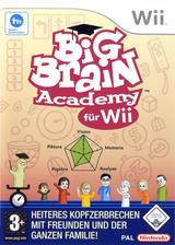 Big Brain Academy für Wii Wii cover (RYWP01)