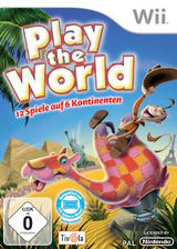 Play the World Wii cover (RYZPTV)