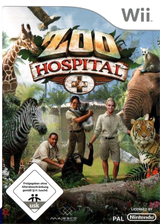 Zoo Hospital Wii cover (RZHP5G)