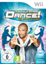 Dance! It's Your Stage Wii cover (S2DPML)