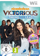 Victorious: Taking the Lead Wii cover (S2VPAF)
