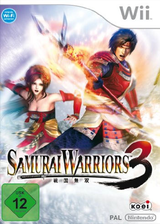 Samurai Warriors 3 Wii cover (S59P01)