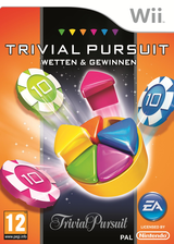 Trivial Pursuit:Wetten & Gewinnen Wii cover (S7BP69)
