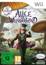 Alice Im Wunderland Wii cover (SALP4Q)