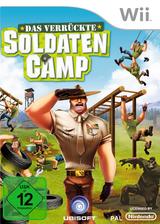 Das verrückte Soldaten-Camp Wii cover (SAYP41)