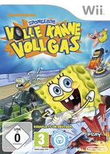SpongeBob Schwammkopf: Volle Kanne Vollgas Wii cover (SBVP78)
