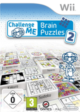 Challenge Me: Brain Puzzles 2 Wii cover (SC6PGN)