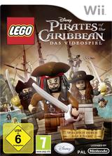 LEGO Pirates of the Caribbean:Das Videospiel Wii cover (SCJP4Q)