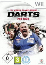 PDC World Championship Darts: Pro Tour Wii cover (SDTPGN)