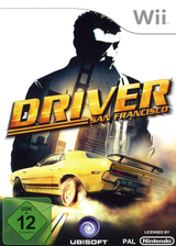 Driver: San Francisco Wii cover (SDVP41)