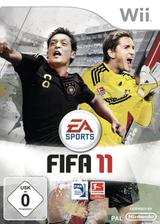 FIFA 11 Wii cover (SELX69)
