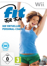 Fit for Fun Wii cover (SFRDRV)