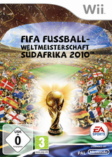 2010 FIFA World Cup South Africa Wii cover (SFWP69)
