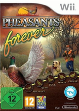 Pheasants Forever Wii cover (SFZPXT)