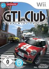 GTI Club Supermini Festa! Wii cover (SGIPA4)