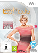 Germany's Next Top Model 2011 Wii cover (SGQDSV)