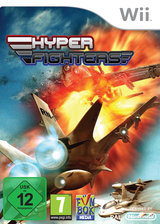 Hyper Fighters Wii cover (SHSPXT)