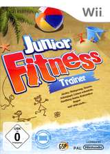 Junior Fitness Trainer Wii cover (SJFPGR)