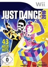 Just Dance 2016 Wii cover (SJNP41)