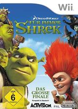 Für immer Shrek Wii cover (SK4P52)