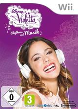 Disney Violetta: Rhythmus und Musik Wii cover (SK7PVZ)