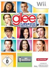 Karaoke Revolution Glee Wii cover (SKAPA4)